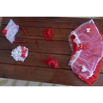 Fantasias Infantis Meninas Carnaval Moranguinho