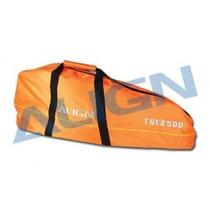 T-rex 500 Carry Bag/orange Hoc50002 Heli Bag