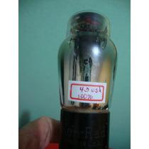 Válvula 43 - Pentodo Amplificadora De Potência