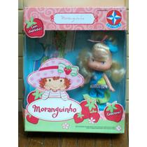 Moranguinho Brinquedo Antigo Estrela Boneca Lorinha Do Mar