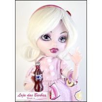 Garrafinha De Refrigerante Miniatura P/ Boneca Barbie Blythe