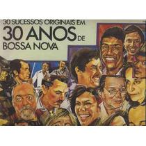 Jorge Ben-zimbo-sansa Trio Lp Duplo 30 Anos De Bossa Nova