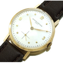 Relógio Vacheron & Constantin Geneve Masculino Em Ouro J5183
