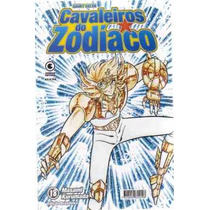 Mangá - Cavaleiros Do Zodíaco Nº 18