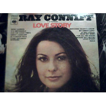 Ray Conniff E Os Cantores Love Story Lp Vinil Disco Cbs 1971