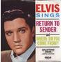 Elvis Presley Single Vinil Import Return To Sender 1977 Usa