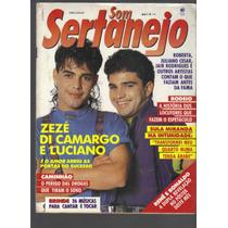 Revista Som Sertanejo Nº 19 - Ano 2 - Editora Azul