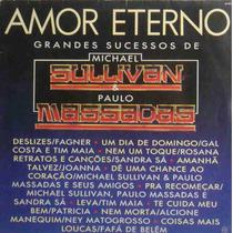 Sullivan & Massadas Lp Amor Eterno: Os Grandes Sucessos 1988
