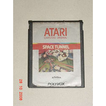 * Atari - Cartucho Original - Space Tunnel *