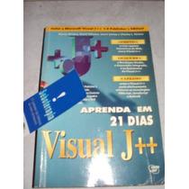 Aprenda Em 21 Dias Visual J++ - Ed. Campus