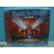 Iron Maiden - En Vivo! - Cd Duplo Nacional