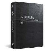 Bíblia De Estudo Em Ordem Cronológica