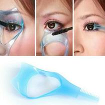 Aplicador Protetor P/ Máscara Cilios Postiços Rímel 3 Em 1