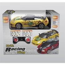 Carro Controle Remoto Drift Racing King - Buba