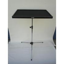Mesa Para Percussão C/ Pedestal E Bag Ta-185- Somos Loja N/f