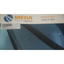 Lote De Placas Mãe Novas 775 Mas Com Defeito - G41t-m7 Ddr3