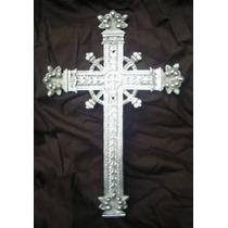 Crucifixo De Altar Séc. Xviii / Xix - Arte Sacra- Portuguesa