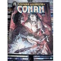 A Espada Selvagem De Conan Nº 6 Reedição Médio Estado