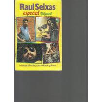 Revista Raul Seixas Especial Vol. 2 - Ed. Imprima - Violão