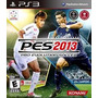 Jogo Pro Evolution Soccer Pes 2013 Nacional Playstation Ps3
