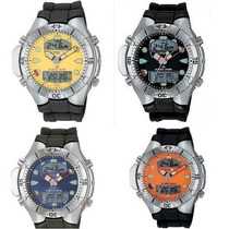 Relógio Citizen Aqualand Jp1060 Jp1060 Promaster Borracha