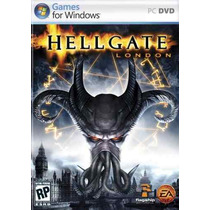 Game Hellgate London Pc Dvd Criador Diablo Original Lacrado