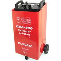 Carregador Bateria Auxiliar Partida Cba-800 Loja Reparador
