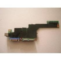 Placa Conector Da Fonte P/ Notebook Positivo Mobile V Z Sim+