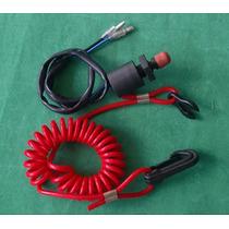 Botão Emergência E Desligamento Motor De Popa Suzuki S535