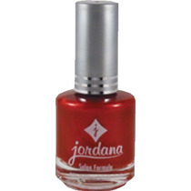 Esmalte Jordana Nail Polish Np - 152 - Ruby Red