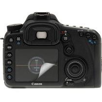 Kit Películas Protetoras Clarivue Para Canon 7d Eos