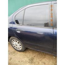 Porta Traseira Direita Nissan Primera Gxe 97(s/ Acessorios)