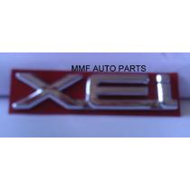 Emblema Xei - Mala Corolla Cromado - Mmf Auto Parts