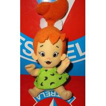 Boneco Flintstones Pedrita Macdonalds