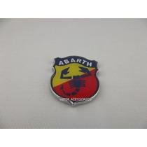 Emblema Escudo Abarth Stilo 2000 Em Diante
