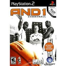 And 1 Streetball Jogo Para Ps2 ,lacrado,original