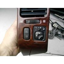 Botão Do Retrovisor Elétrico Da Pajero Full 01 A 06