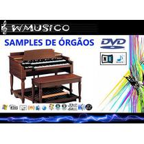 Samples De Órgãos Hammond M3 C3 B3 B4 Church E Pip Organ