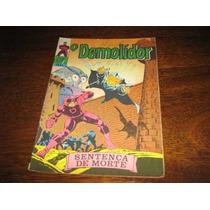 O Demolidor 1ª Série Nº 19 Outubro/1970 Editora Ebal