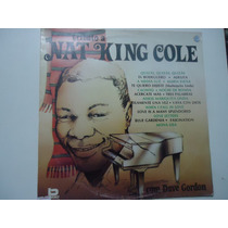 Disco Vinil Lp Tributo Á Nat King Cole Lindoooooooo