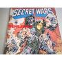 Hq Guerras Secretas N° 10 1986 34 Páginas Edt Abril