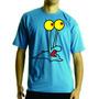 Camiseta Ou Babylook Adulto Ou Infantil Gary Bob Esponja