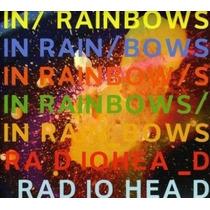 Cd Radiohead In Rainbows (2007) - Novo Lacrado Original