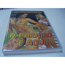 Dvd O Paraíso É Aqui - Vitorsvideo