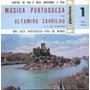 Altamiro Carrilho Compacto De Vinil Import.música Portuguesa