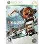 Skate 3 Xbox 360 Ntsc Lacrado De Fábrica Pronta Entrega