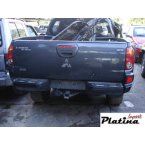 Sucata Mitsubishi L200 Triton Peças Motor Câmbio Diferencial