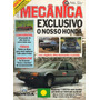 Revista Oficina Mecânica Nº19 (honda, Ford Escort Xr3, Fiat)
