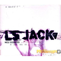 Ls Jack - Meu Sossego Cd Single Promocional