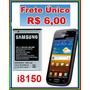 Bateria Samsung Galaxy W Gt-i8150b Galaxy W T679 T759